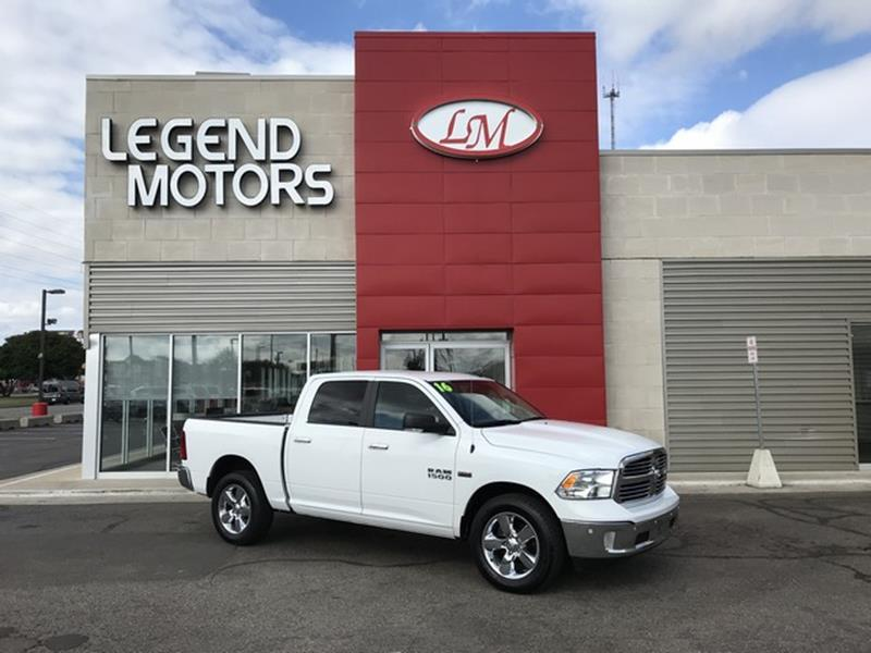 2016 Ram Ram Pickup 1500  Miles 25897Color WHITE Stock 8566C VIN 3C6RR7LT8GG233343