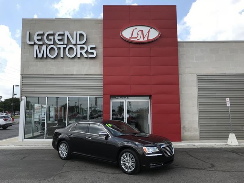 2013 Chrysler 300  Miles 81902Color BROWN Stock 8578C VIN 2C3CCAKTXDH651627