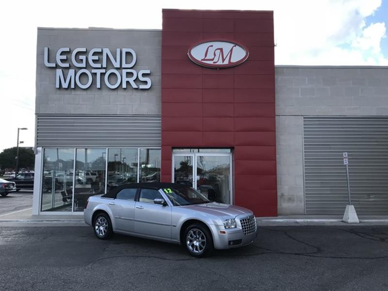 2010 Chrysler 300  Miles 102743Color SILVER Stock 8657C VIN 2C3CA5CV5AH112681
