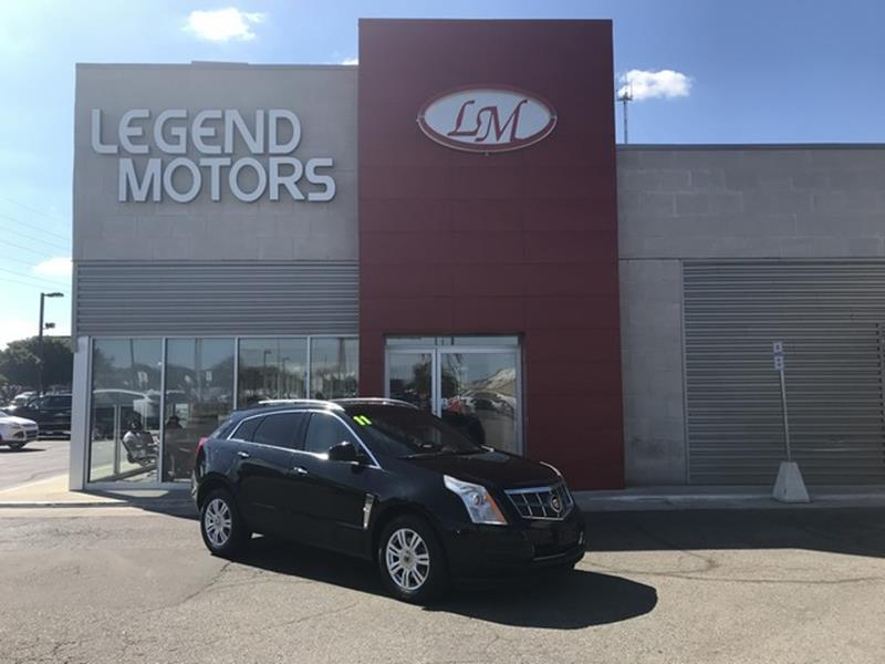 2011 Cadillac Srx  Miles 78569Color BLACK Stock 8659C VIN 3GYFNAEY5BS536948
