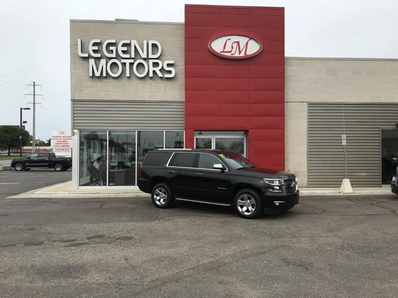 2015 Chevrolet Tahoe  Miles 66684Color BLACK Stock 8658C VIN 1GNSKCKC9FR111170
