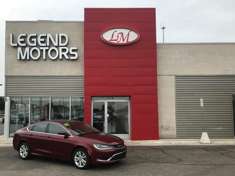 2015 Chrysler 200  Miles 37730Color RED Stock 8670C VIN 1C3CCCAB3FN653699
