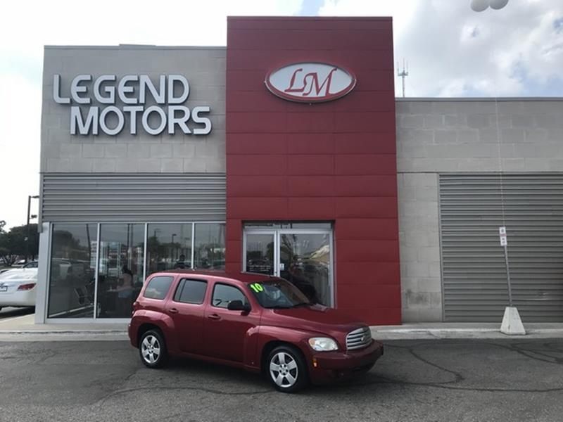 2010 Chevrolet Hhr car for sale in Detroit