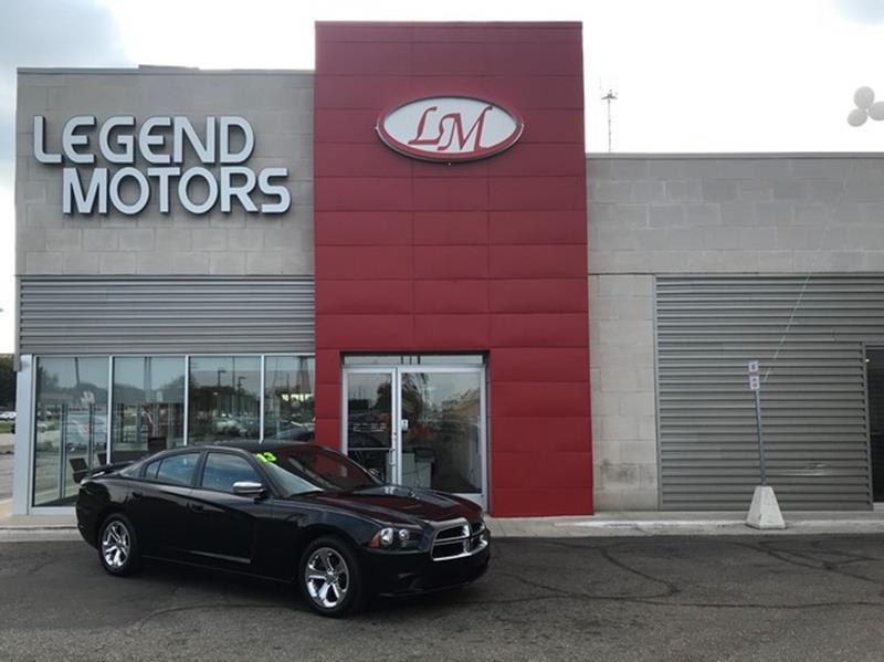 2013 Dodge Charger  Miles 73595Color BLACK Stock 8689C VIN 2C3CDXBG9DH71