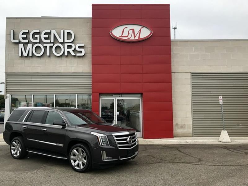 2015 Cadillac Escalade  Miles 62206Color GRAY Stock 8695C VIN 1GYS4BKJXF