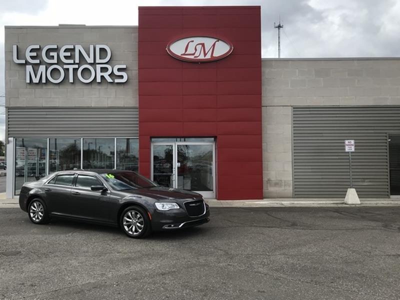 2016 Chrysler 300  Miles 23352Color GRAY Stock 8751C VIN 2C3CCARG0GH3492
