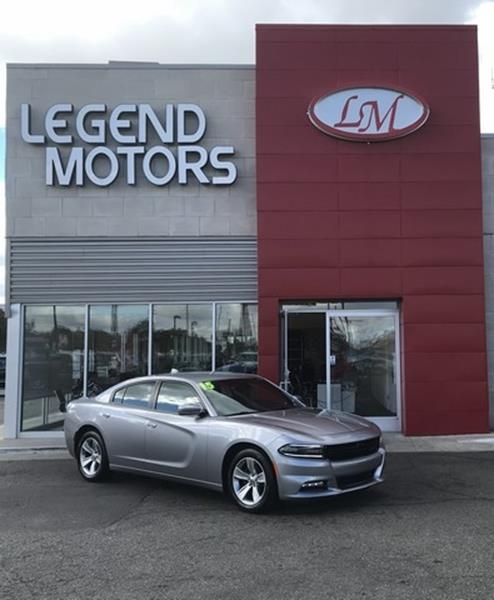 2015 Dodge Charger  Miles 62884Color SILVER Stock 8762C VIN 2C3CDXHG8FH8