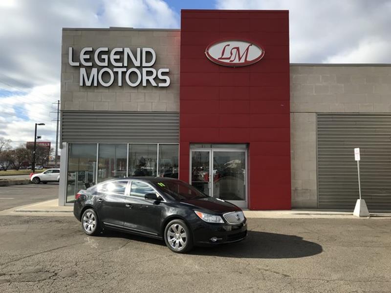 2011 Buick Lacrosse car for sale in Detroit