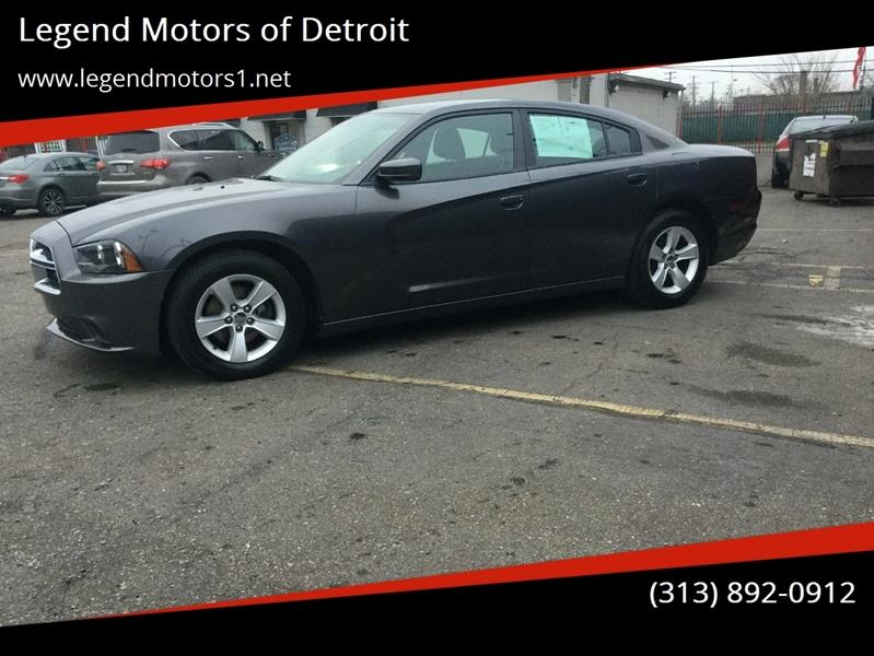 2013 Dodge Charger car for sale in Detroit