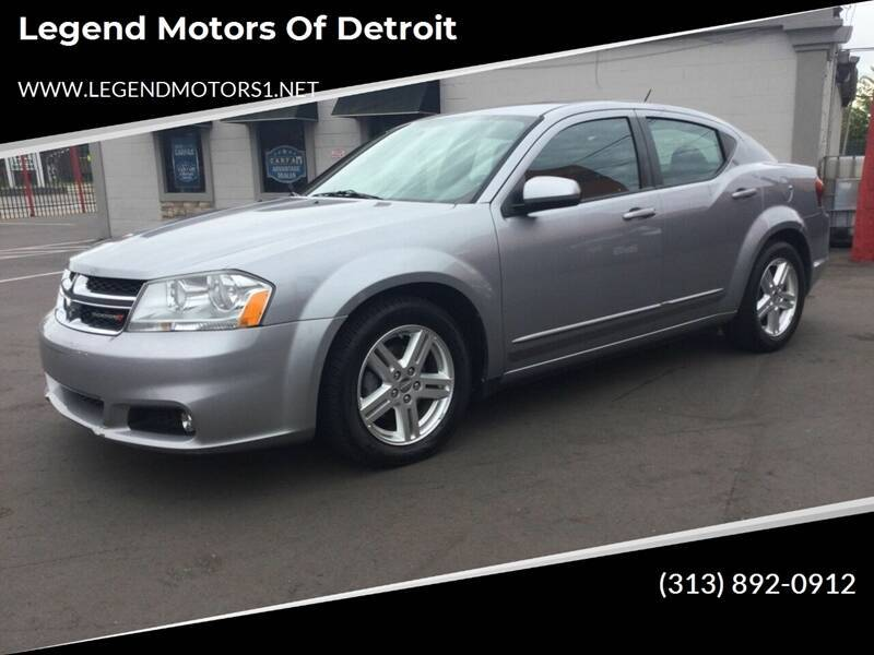 2013 Dodge Avenger car for sale in Detroit