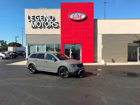 2019 Dodge Journey for sale in Ferndale, MI