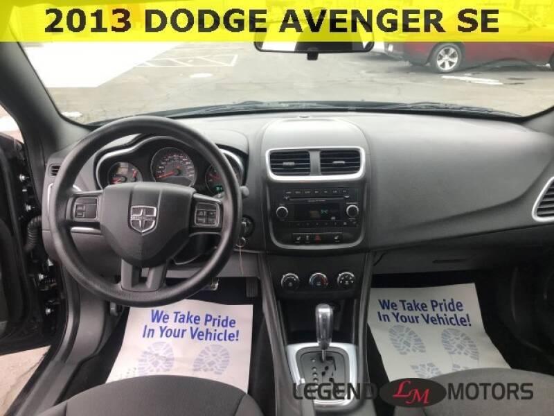 2013 Dodge Avenger Detroit Used Car for Sale