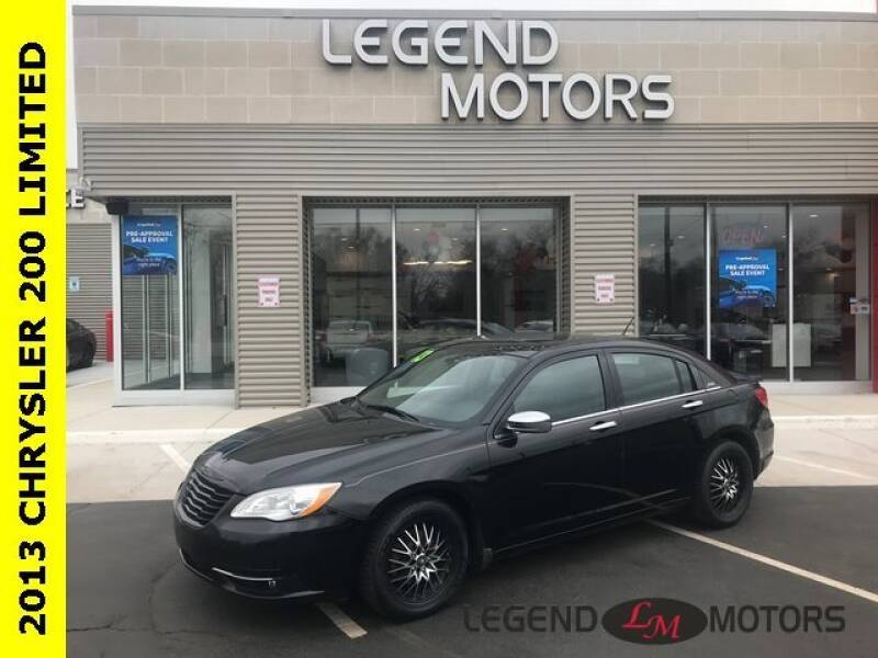 2013 Chrysler 200 Detroit Used Car for Sale