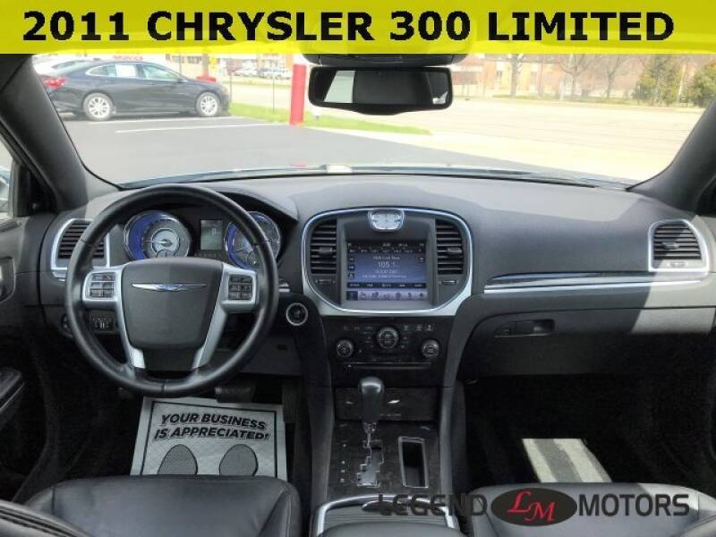 2011 Chrysler 300 Detroit Used Car for Sale