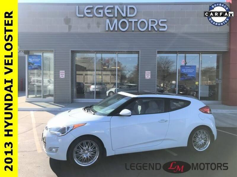2013 Hyundai Veloster car for sale in Detroit