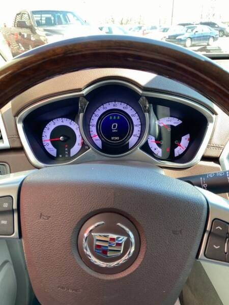 2011 Cadillac Srx Detroit Used Car for Sale