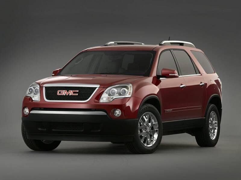 2012 Gmc Acadia car for sale in Detroit