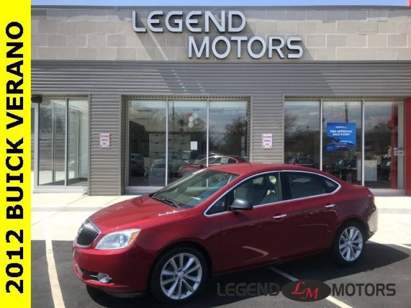 2012 Buick Verano Detroit Used Car for Sale