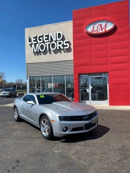 2012 Chevrolet Camaro Detroit Used Car for Sale