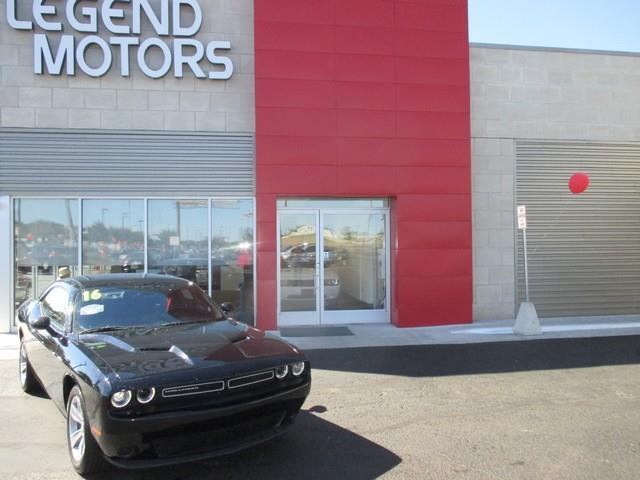 2016 Dodge Challenger  Miles 17875Color BLACK Stock 6904C VIN 2C3CDZAG9GH177058