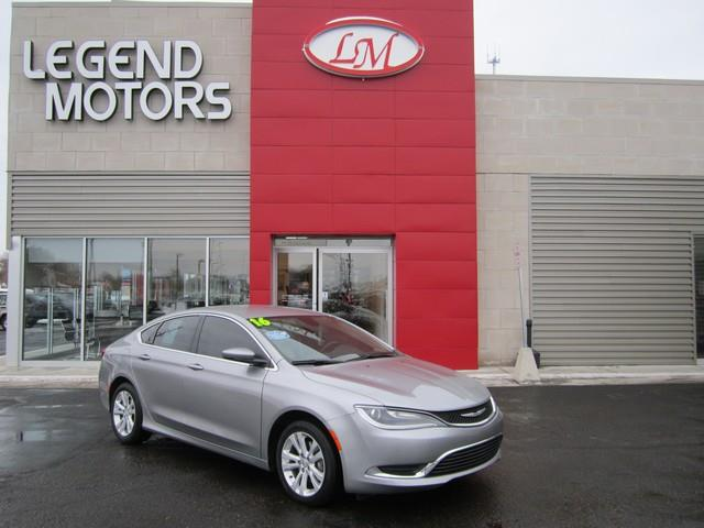 2016 Chrysler 200  Sign Drive We have financing for ALL credit situations Call or stop in NOBODY g