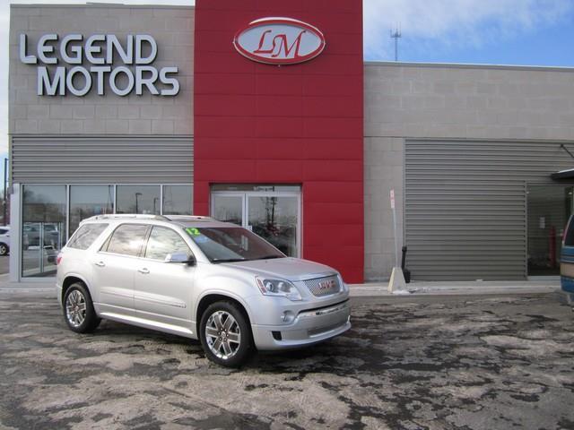 2012 Gmc Acadia  Miles 79725Color SILVER Stock 7115C VIN 1GKKVTED0CJ185886