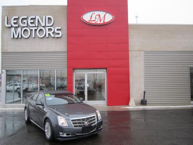 2010 Cadillac Cts  Miles 87917Color GRAY Stock 7171C VIN 1G6DS5EV9A0116086