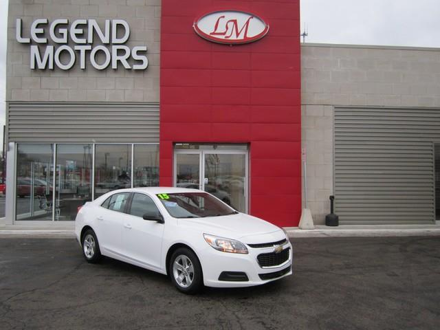 2015 Chevrolet Malibu  Miles 87156Color WHITE Stock 7169C VIN 1G11A5SLXFF266274
