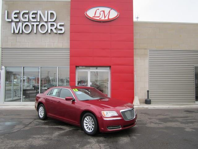 2013 Chrysler 300  Miles 70539Color RED Stock 6131a VIN 2C3CCAAG1DH714831