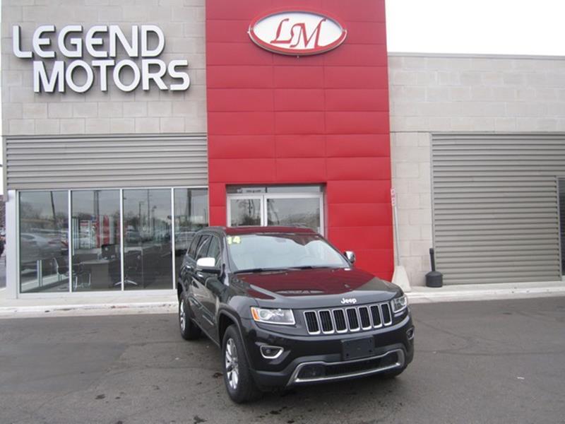 2014 Jeep Grand Cherokee  Miles 36065Color BLACK Stock 7304C VIN 1C4RJFBG5EC395994