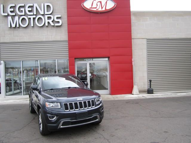 2014 Jeep Grand Cherokee  LEGEND MOTORS has been serving our community for over 25 years we have h