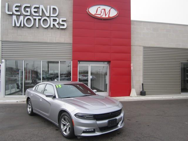 2015 Dodge Charger  Miles 40122Color SILVER Stock 7300C VIN 2C3CDXHG9FH824115