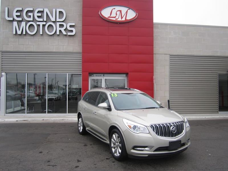 2013 Buick Enclave car for sale in Detroit
