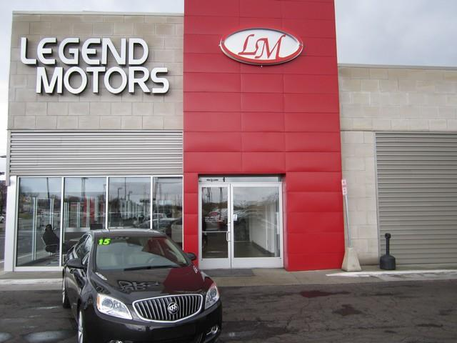 2015 Buick Verano  LEGEND MOTORS has been serving our community for over 25 years we have high qua