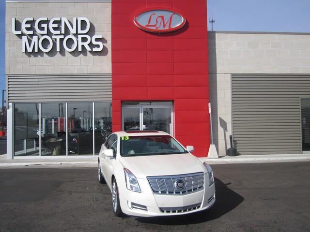 2013 Cadillac Xts  Miles 60442Color WHITE Stock 7357C VIN 2G61V5S34D9198591