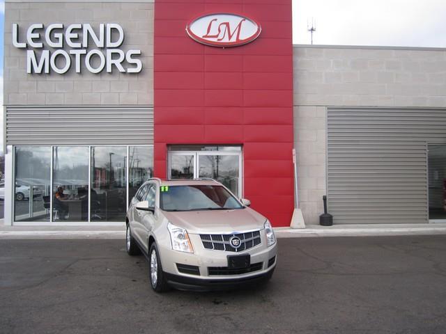 2011 Cadillac Srx  Miles 103575Color GOLD Stock 7383C VIN 3GYFNAEY3BS676108