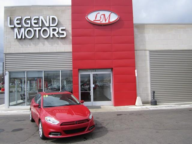 2013 Dodge Dart  Miles 30473Color RED Stock 7379c VIN 1C3CDFBH7DD151444