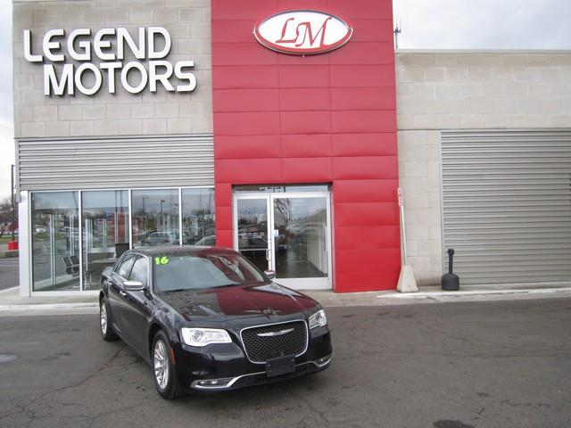 2016 Chrysler 300  LEGEND MOTORS has been serving our community for over 25 years we have high qua