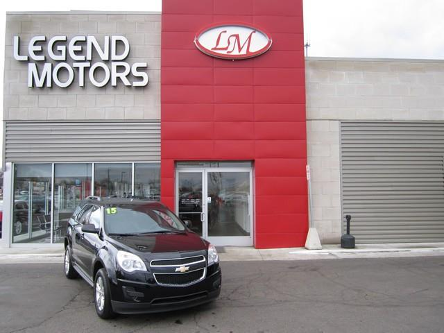 2015 Chevrolet Equinox  LEGEND MOTORS has been serving our community for over 25 years we have hig