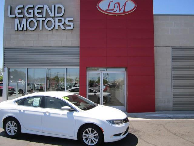 2016 Chrysler 200  LEGEND MOTORS has been serving our community for over 25 years we have high qua