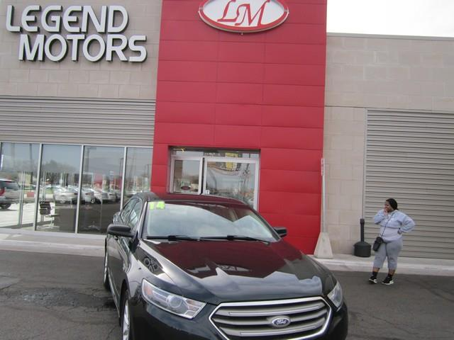 2014 Ford Taurus  LEGEND MOTORS has been serving our community for over 25 years we have high qual