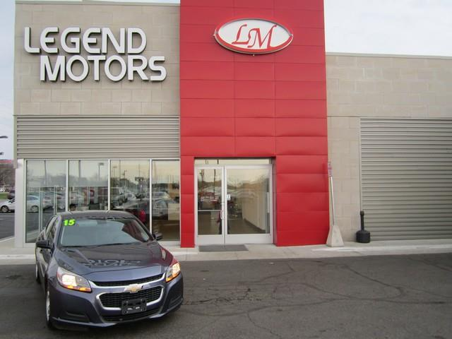 2015 Chevrolet Malibu  LEGEND MOTORS has been serving our community for over 25 years we have high