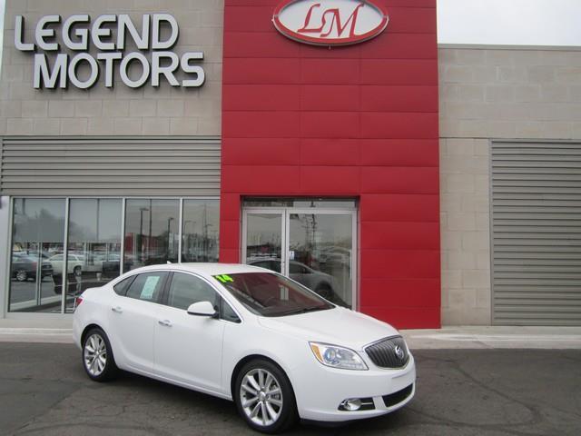 2014 Buick Verano  Miles 27033Color WHITE Stock 7464C VIN 1G4PS5SK0E4144910