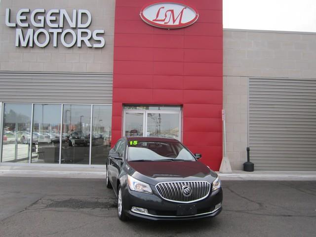 2014 Buick Lacrosse  LEGEND MOTORS has been serving our community for over 25 years we have high q