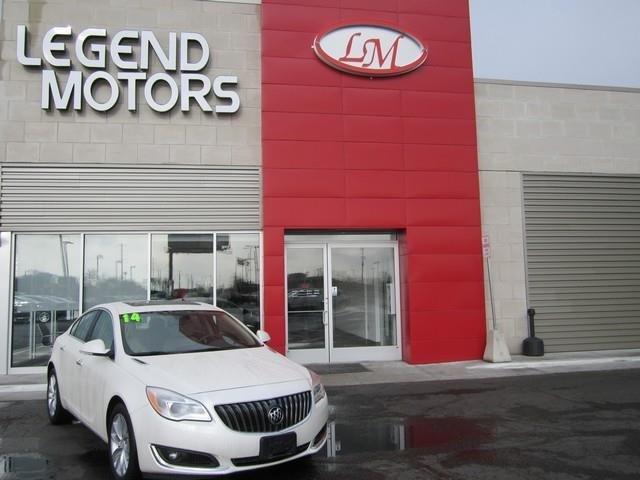 2014 Buick Regal  LEGEND MOTORS has been serving our community for over 25 years we have high qual
