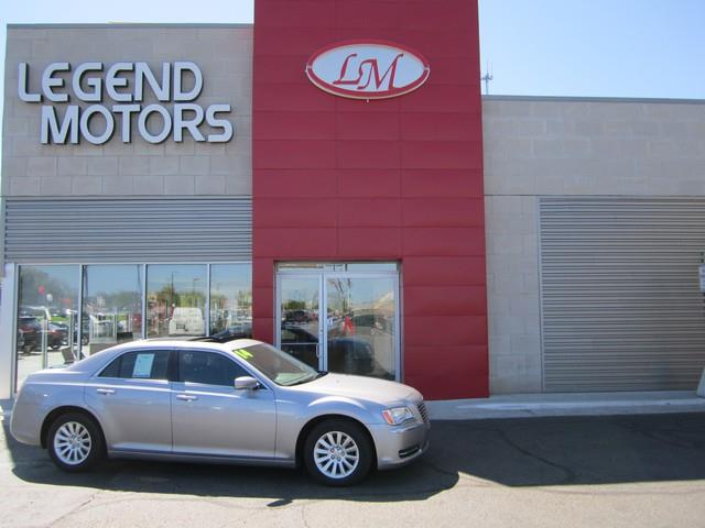 2014 Chrysler 300  LEGEND MOTORS has been serving our community for over 25 years we have high qua