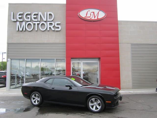 2016 Dodge Challenger  Miles 8819Color BLACK Stock 7511C VIN 2C3CDZAG3GH344806