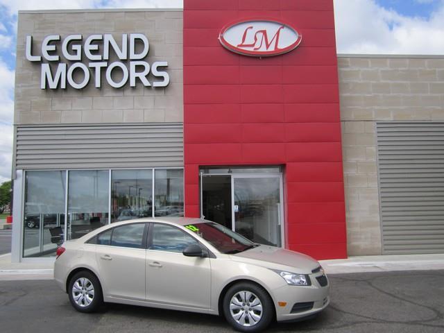 2012 Chevrolet Cruze  Miles 85914Color GOLD Stock 7508C VIN 1G1PC5SH8C7282043