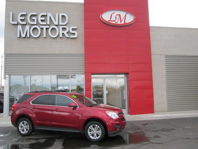 2013 Chevrolet Equinox  Miles 85205Color RED Stock 7513C VIN 1GNFLEEK8DZ134093