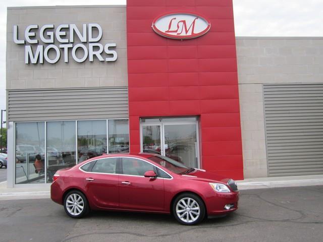 2014 Buick Verano  Miles 24344Color RED Stock 7506C VIN 1G4PR5SK4E4175895
